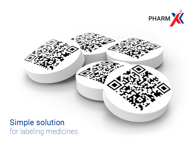 Pharm-X - a simple solution for labeling medicines